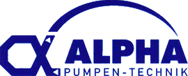 Alpha-Pumpen Logo